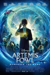 Artemis Fowl Poster 2020