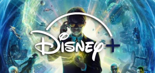 Artemis Fowl Movie on Disney Plus